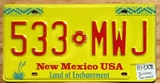 NM - New Mexico