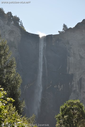 Yosemite, Bridalveil Fall