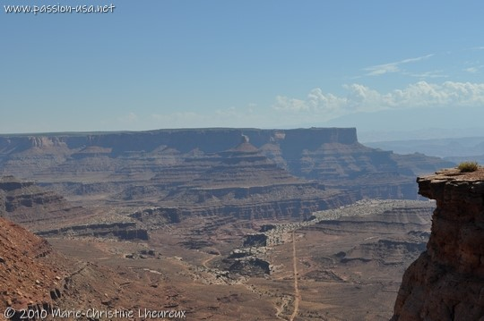 Canyonlands, Shafer Canyon Overlook