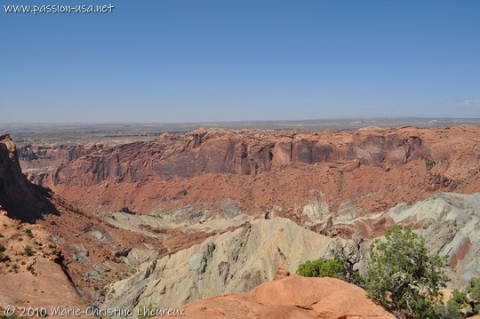 Canyonlands, Upheaval Dome