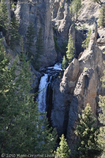 Parc National de Yellowstone, Tower Fall