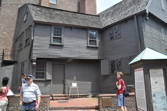 Paul Revere House, Boston