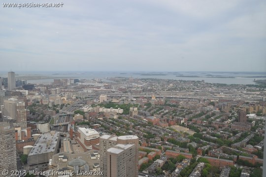 Prudential Skywalk Observatory, Boston, MA