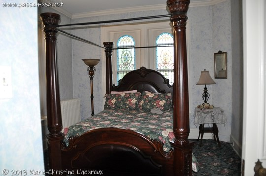 Greystone Manor, Bird-in-Hand, Pennsylvania, our room