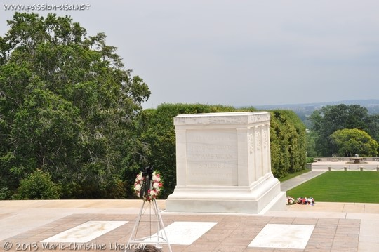 Arlington National Cemetery, Tombs and Monument of the Unknowns