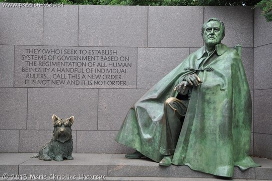 Washington, Franklin Delano Roosevelt Memorial