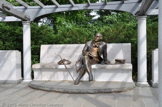 Washington, George Mason Memorial