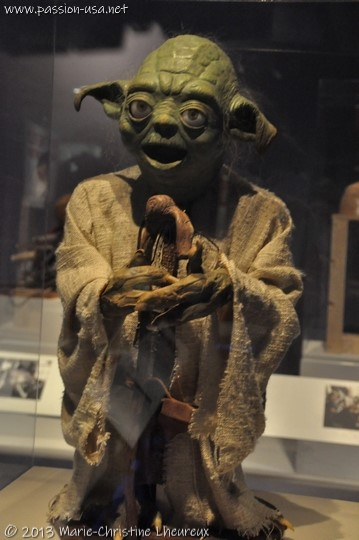 Museum of the Moving Image, Yoda