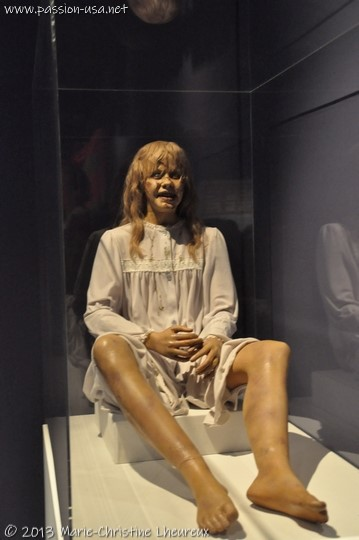 Museum of the Moving Image, The Exorcist