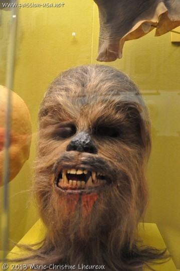Museum of the Moving Image, Chewbacca