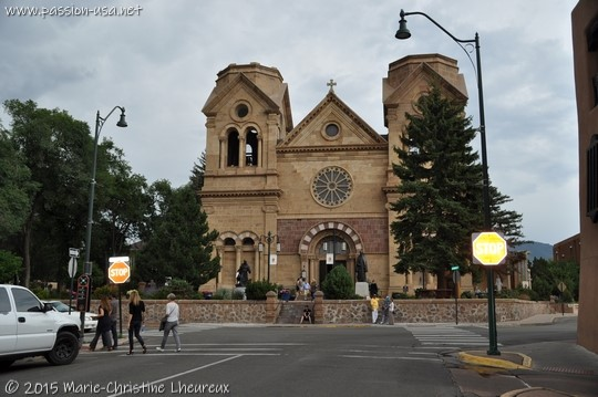 Cathedral Basilica of Saint Francis of Assisi, Santa Fe