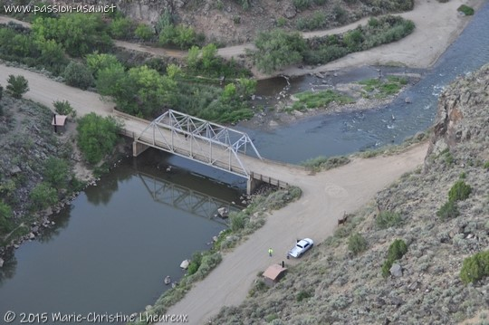 Bridge on the Rio Grande