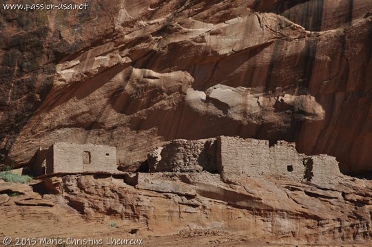 Junction Ruin, Canyon de Chelly