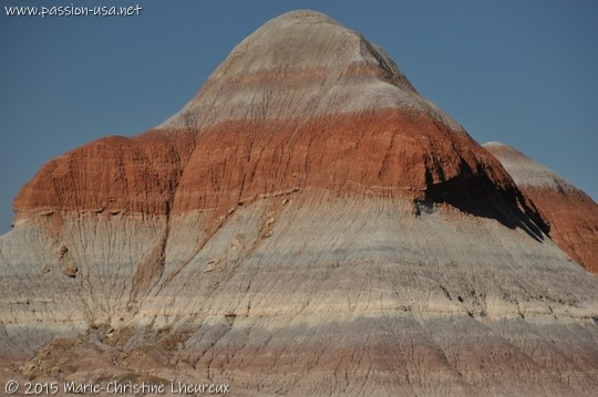 The Tepees, Petrified Forest National Park