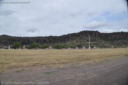 Fort Davis panoramic view, Fort Davis National Historic Site