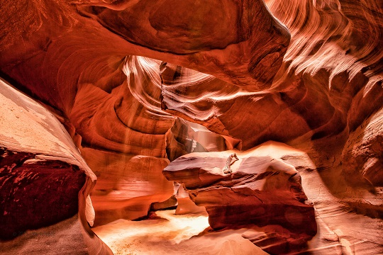 antelope canyon 540