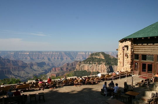 grand canyon north rim lodge 540