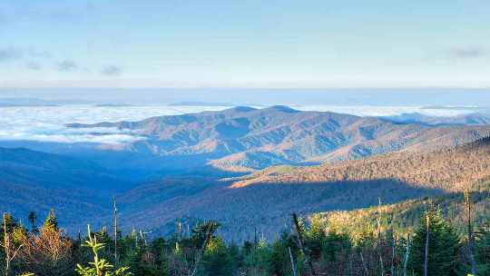great smoky mountains national park 540